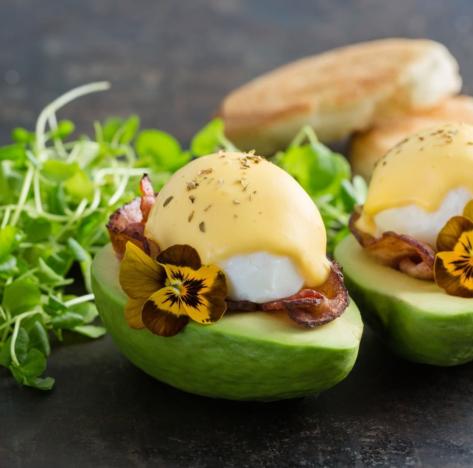 """Images courtesy of """"The Avocado Show"""" Restaurant"""
